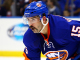 NY Islanders Right Wing Cal Clutterbuck. (Brandon Titus/Inside Hockey)