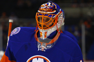 NY Islanders Goaltender Jaroslav Halak. (Brandon Titus/Inside Hockey)