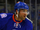 NY Islanders Defenseman Johnny Boychuck. (Brandon Titus/Inside Hockey)