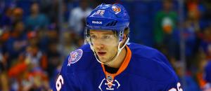 NY Islanders Nikolai Kulemin. (Brandon Titus/Inside Hockey)