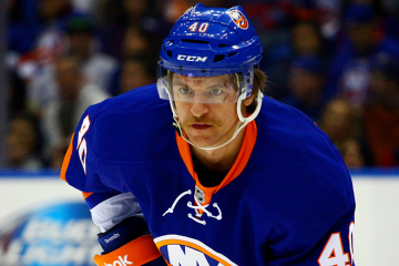 NY Islanders Right Wing Michael Grabner. (Brandon Titus/ Inside Hockey)