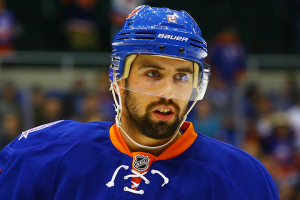 NY Islanders Nick Leddy.(Brandon Titus/Inside Hockey)