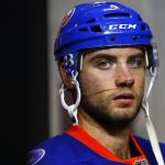 TJ Brennan.(Brandon Titus/Inside Hockey)
