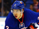 NY Islanders Defenseman Travis Hamonic. (Brandon Titus/ Inside Hockey)