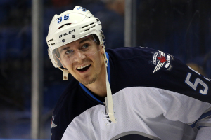 Winnipeg Jets Mark Scheifele. (Brandon Titus/Inside Hockey)