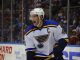 St Louis Blues Captain David Backes calls for the puck.(Brandon Titus/Inside Hockey)