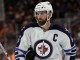 Left Wing Andrew Ladd (#16) of the Winnipeg Jets
