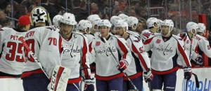 Capitals celebrate Ovechkin goal IMG_5571