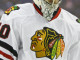 Corey Crawford of the Chicago Blackhawks.