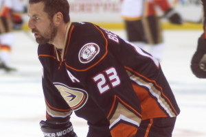 Defenseman Francois Beauchemin (#23)