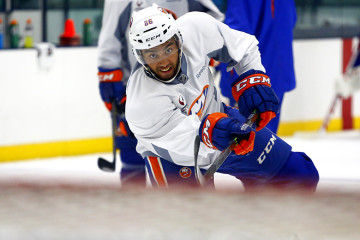 Josh Ho Sang (Brandon Titus/Inside Hockey)