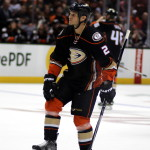 Ducks defenseman Kevin Bieksa (#2)