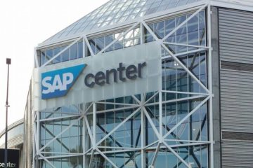 SAP Center in San Jose, California