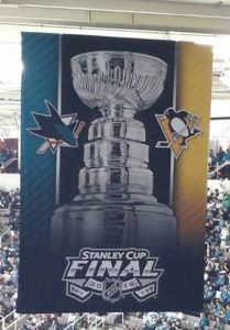 Game 3 was certainly a battle between the Sharks and Penguins.