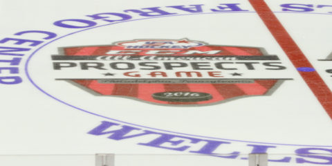 USA Hockey All-American Prospects Game Logo