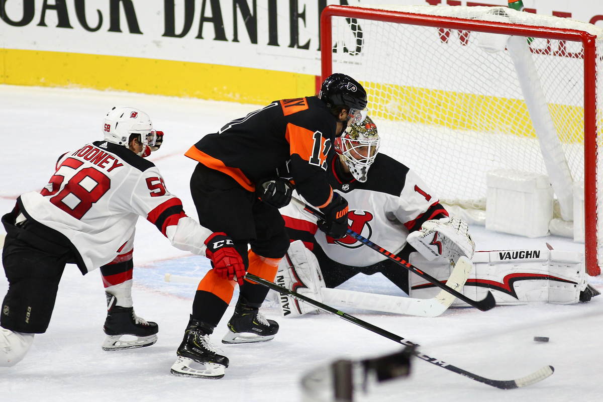 7059ab350 Photo Gallery  Devils vs Flyers (10 20 2018) – Inside Hockey