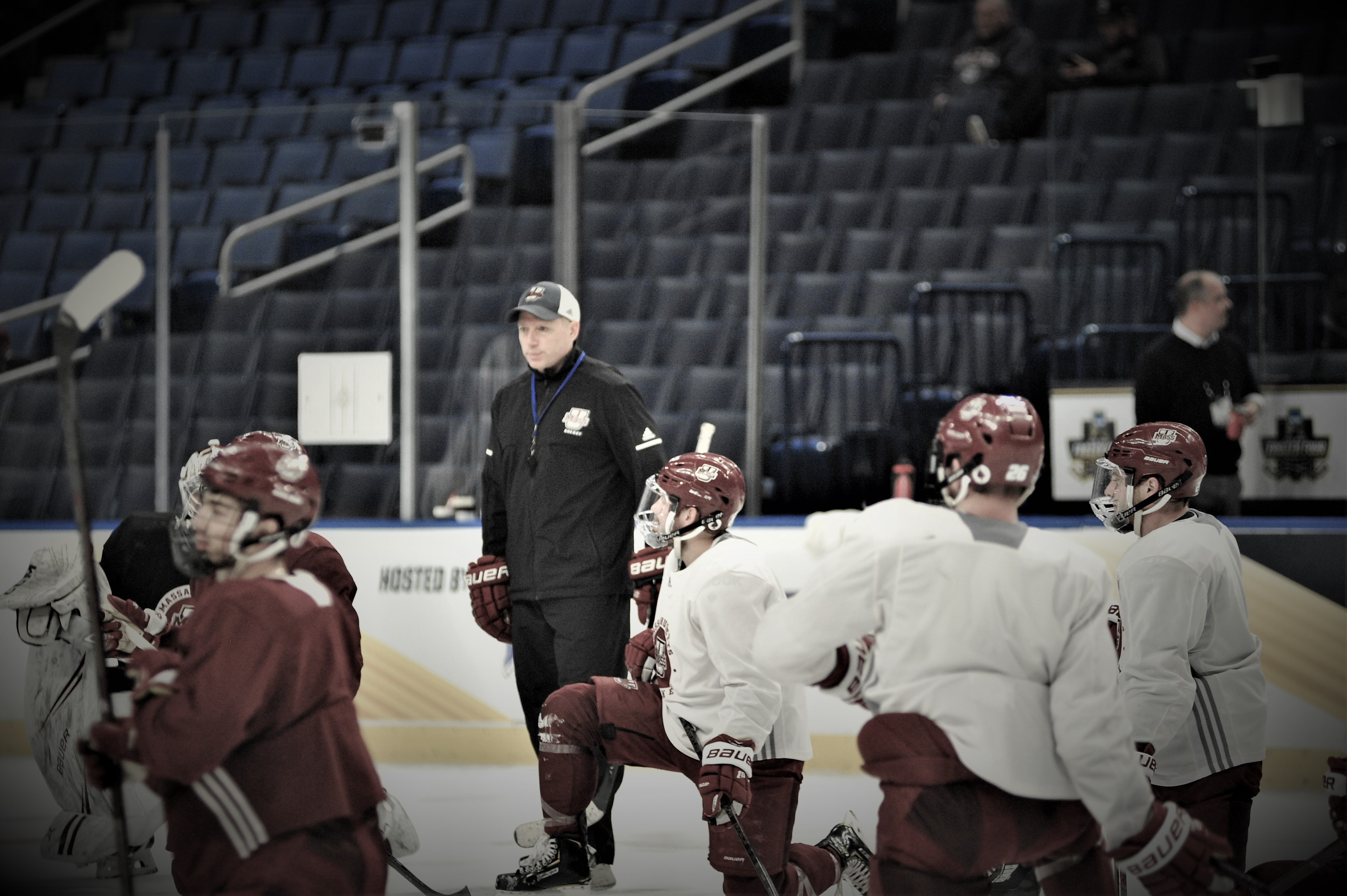 2019 Frozen Four Practice in Photos – Inside Hockey