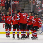 Devils Pre-Season Goal vs NYR